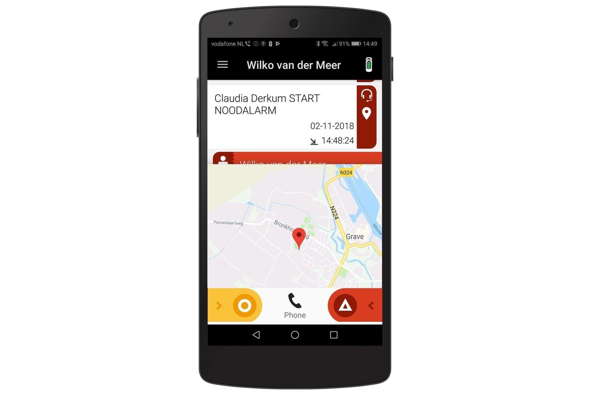 SmartApp - PERSAFE
